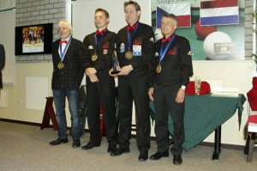 ME týmů TD Rosmalen 2015