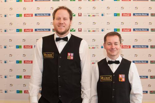 Mistrovství světa dvojic v trojbandu Viersen 2016
