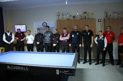 Turnaje sezona 2019 / 2020